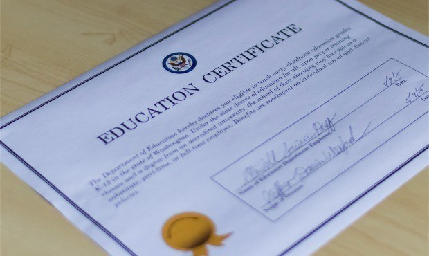 Teaching requirements: Non-certified degree?