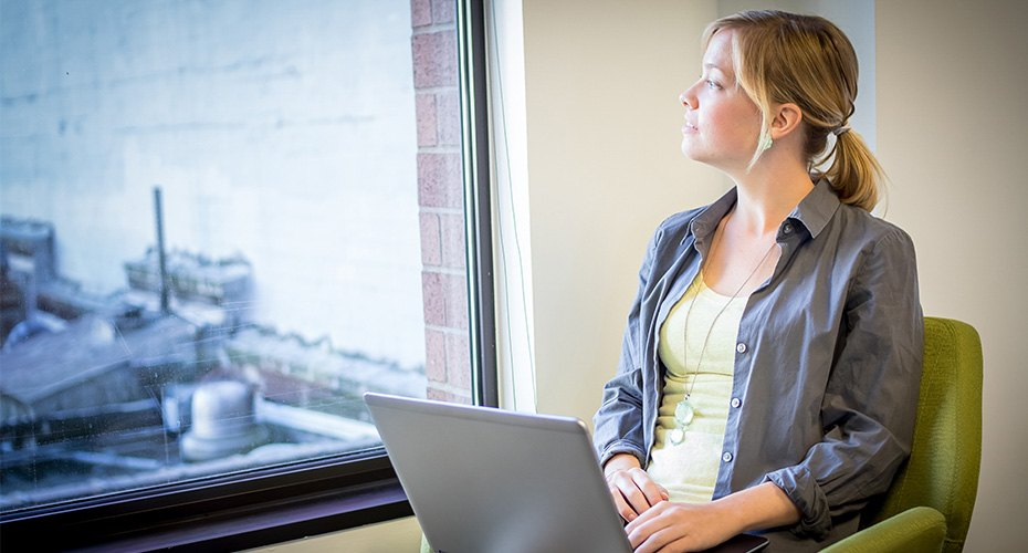 student pondering what teaching degree is right for me