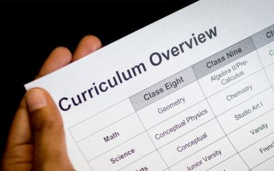 What Does the High School Core Curriculum Include?