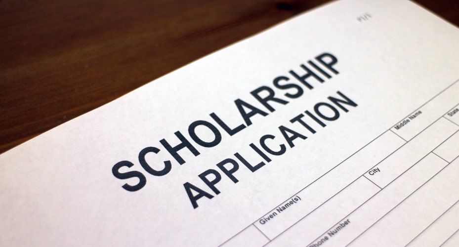 scholarship application form for money for teaching college